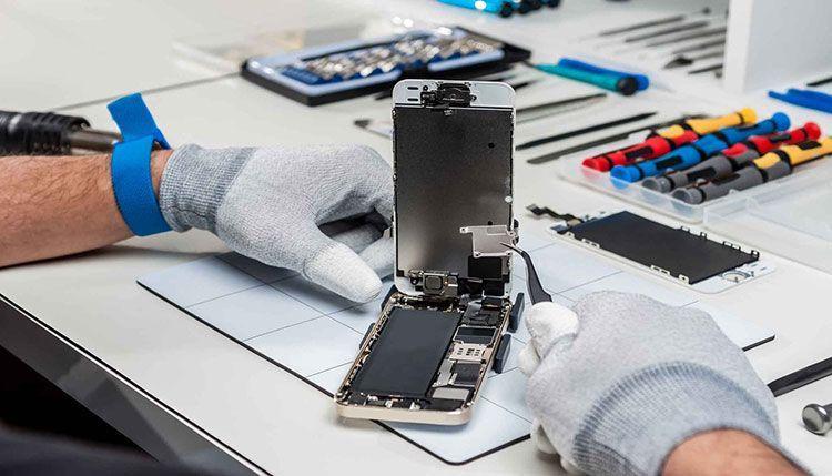 Преимущества ремонта смартфонов